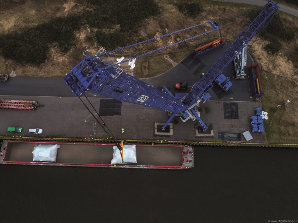 New liner service for the Elbe – Elbe Project Cargo Line (EPCL)