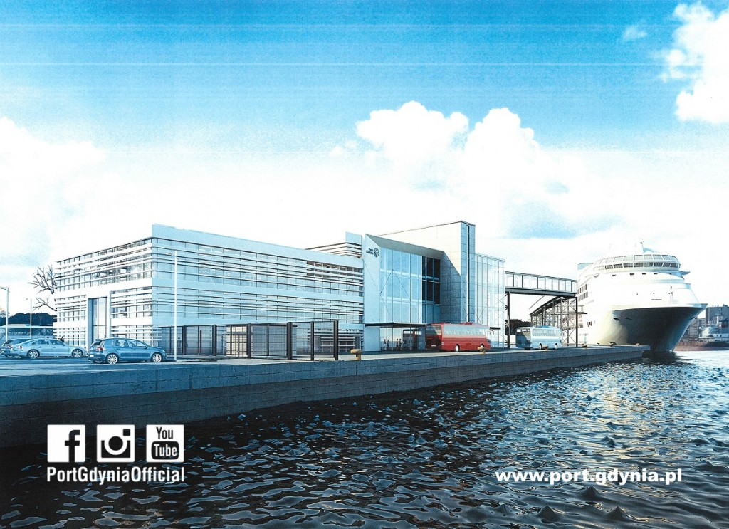 EU Funds for New Ferry Terminal