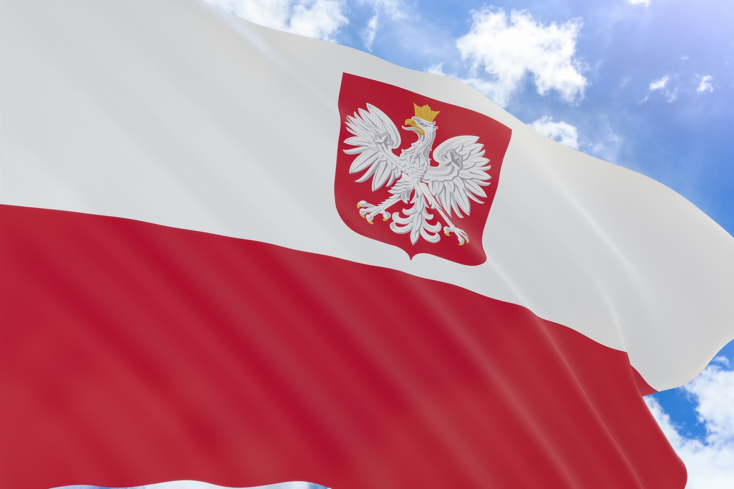 Restore Polish flag! [VIDEO]