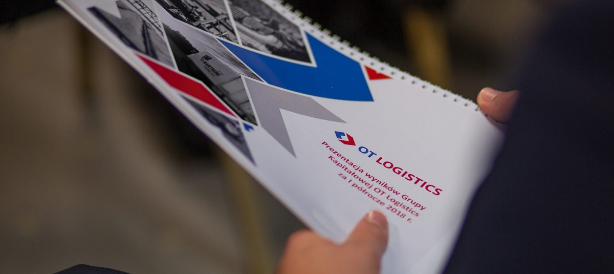 In the 1st half of 2018, revenue of OT Logistics Capital Group increased by 10.3% to PLN 477.9 million