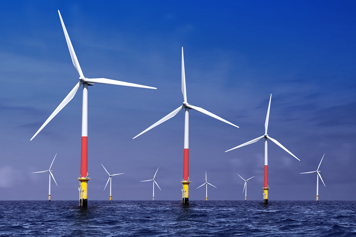 Offshore energy in Poland–downwind or upwind?