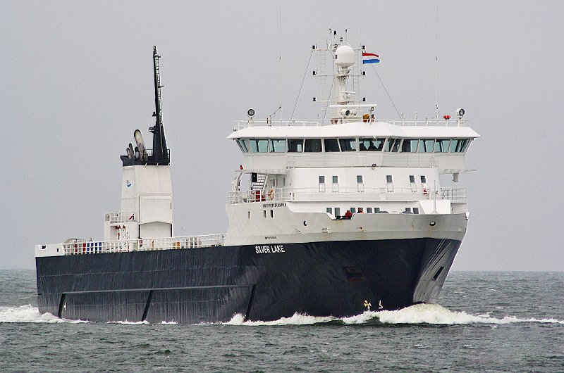 One of the Nor Lines vessels - Silver Lake (Photo credit: Port of Gdansk)