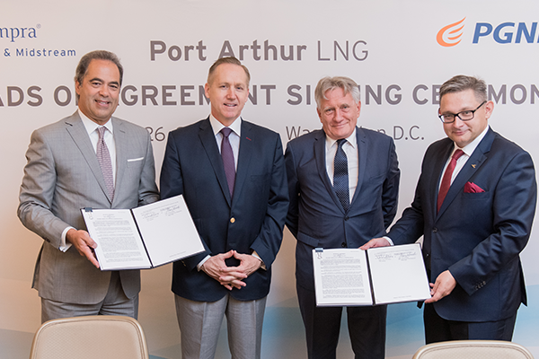 Photo credit: portarthurlng.com