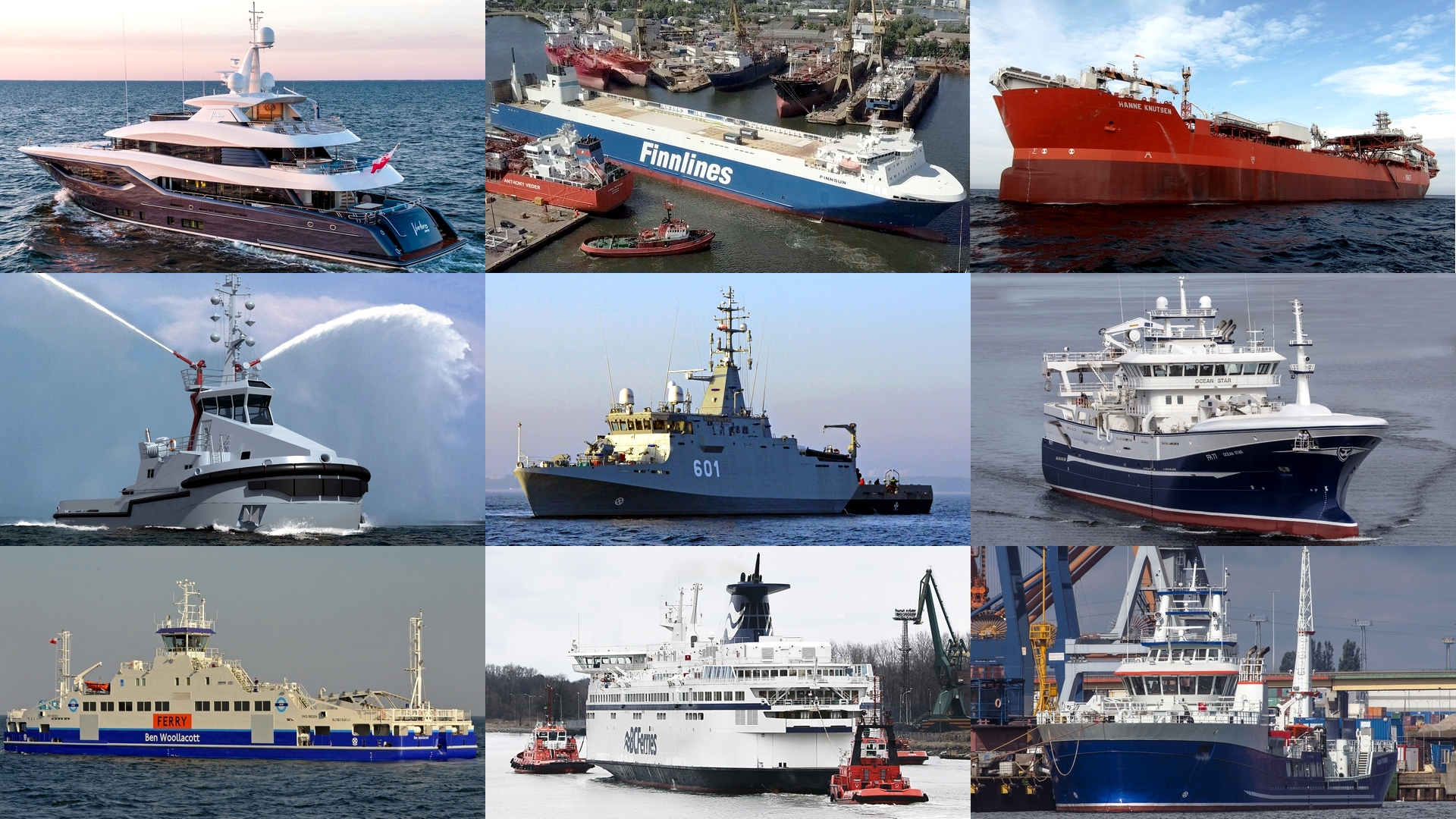 Polish maritime industry 2017-2018 [VIDEO]