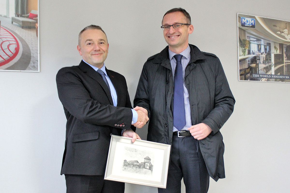 Irish high class ship interriors outfitter MJM Group opens branch in Poland, plans expansion in Pruszcz Gdański