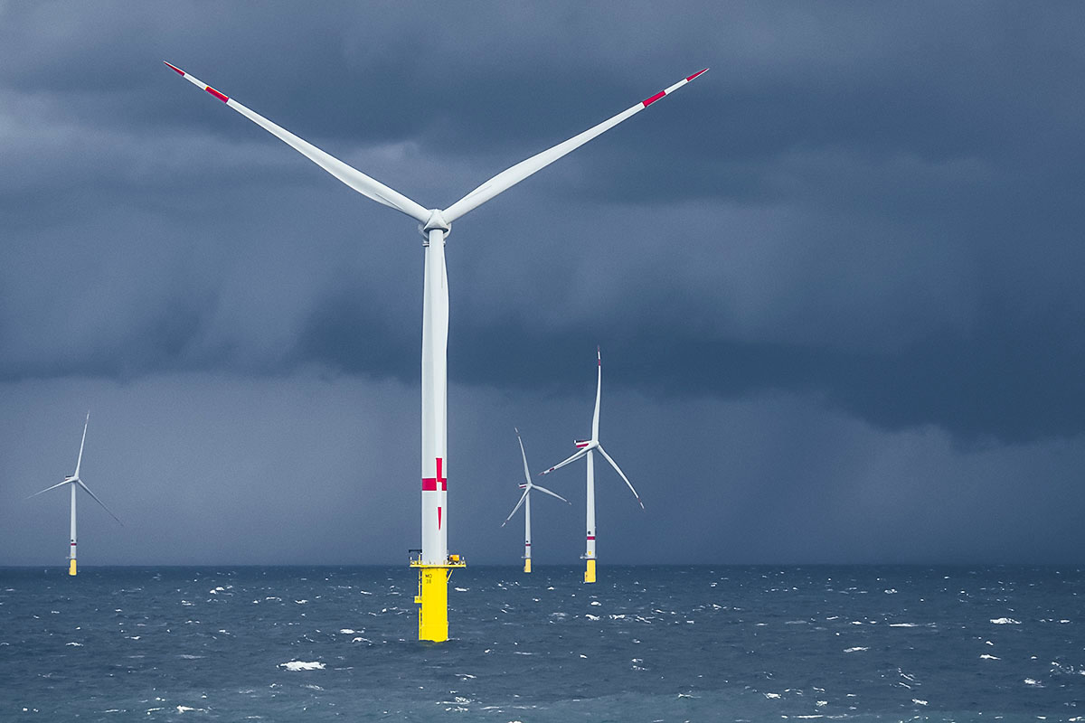 PGE invites partners to build wind farms in Baltic Sea