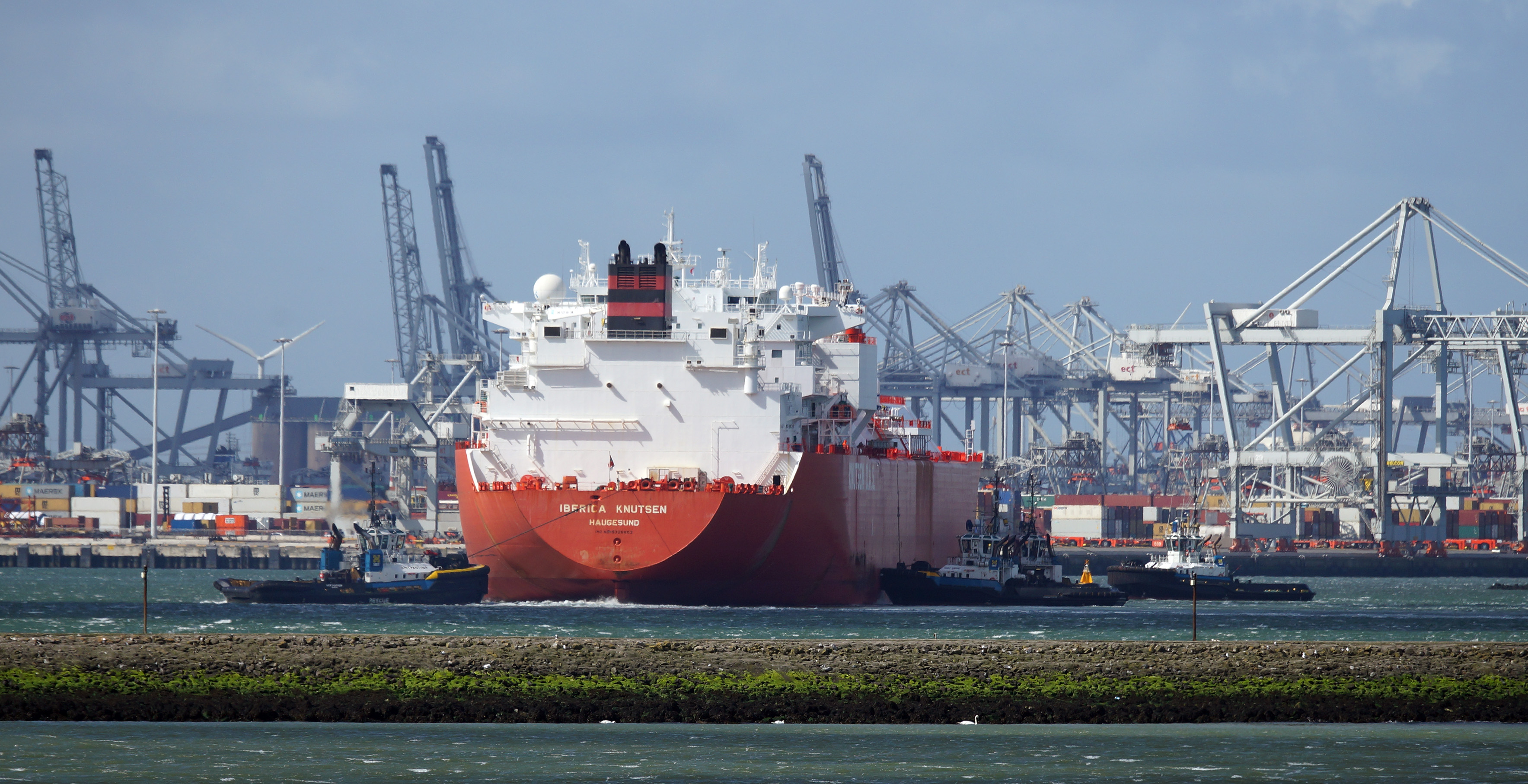 Fiftieth LNG cargo arrived in Poland