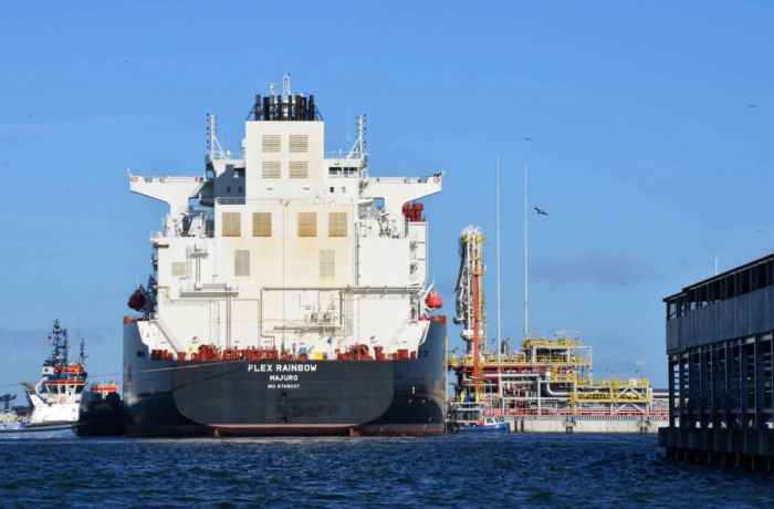 Eleventh LNG spot delivery