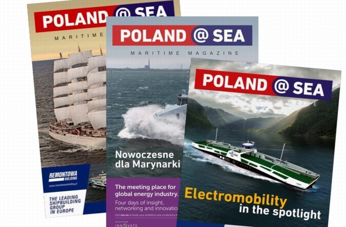 Be with us at maritime trade fairs in 2019
