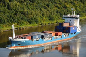 Marja feeder container vessel to inaugurate new Unifeeder's Gdynia - London service