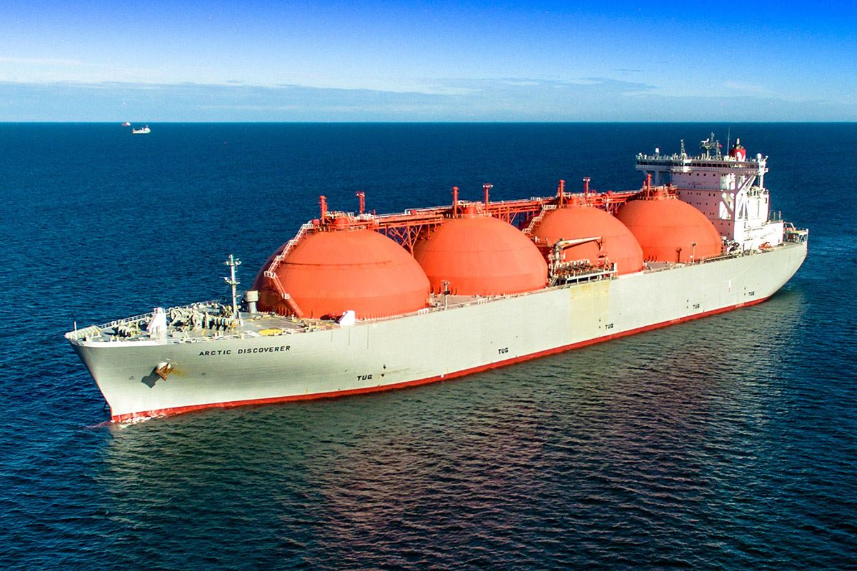 Port Arthur terminal authorized to export LNG out of the FTA zone