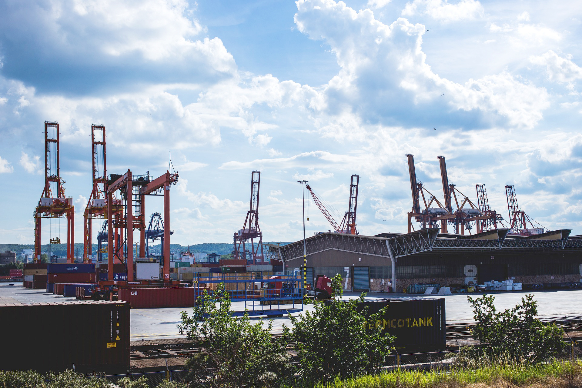 Record results in Polish ports in 2018 and a strong Q1 2019