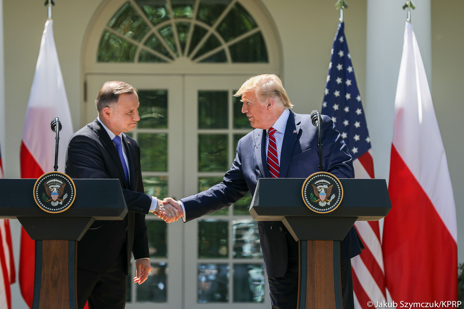 Trump: agreement with the US for 2 billion m³ of gas worth approximately USD 8 billion