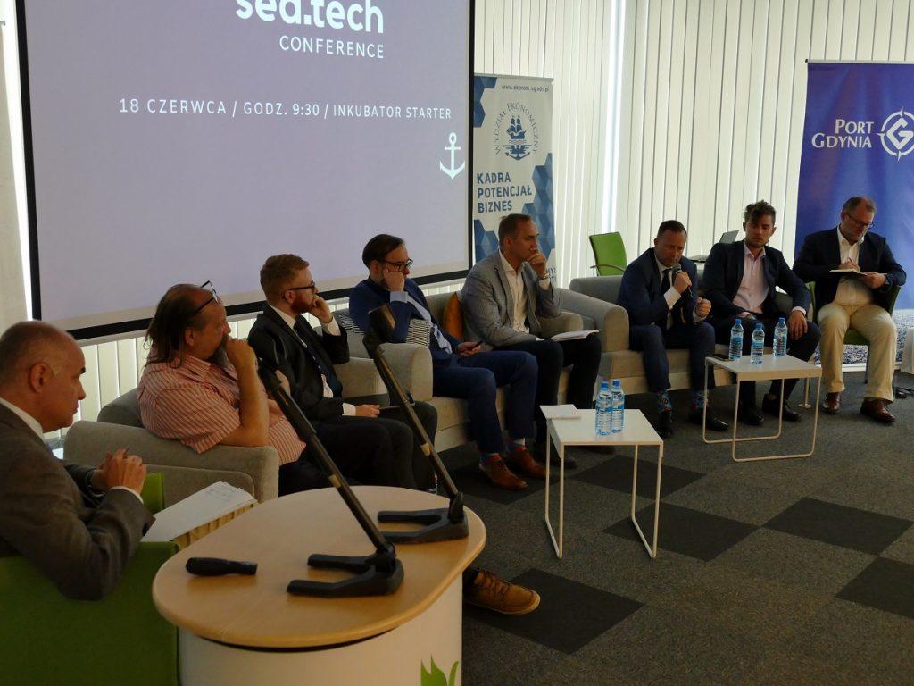 Sea Tech conference - PolandatSea
