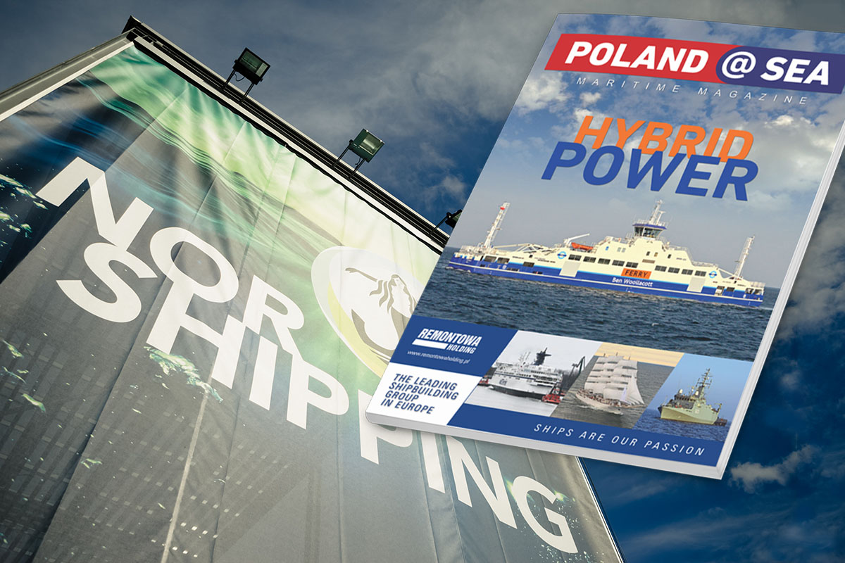 Nor-Shipping 2019 festival of marine technology