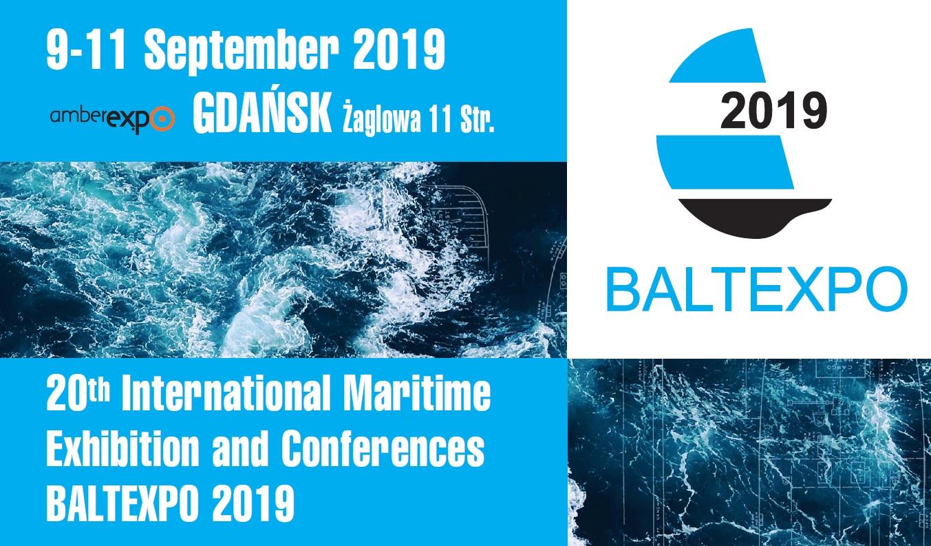 Visitor registration for Baltexpo 2019