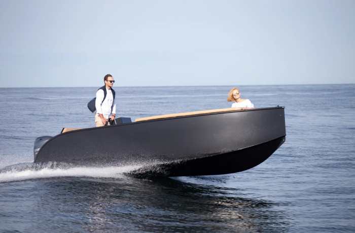 Futuro Boats' debut at the biggest yacht exhibition in Poland