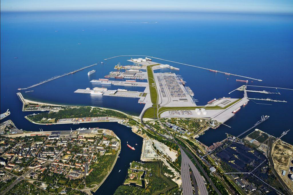Gdańsk Central Port