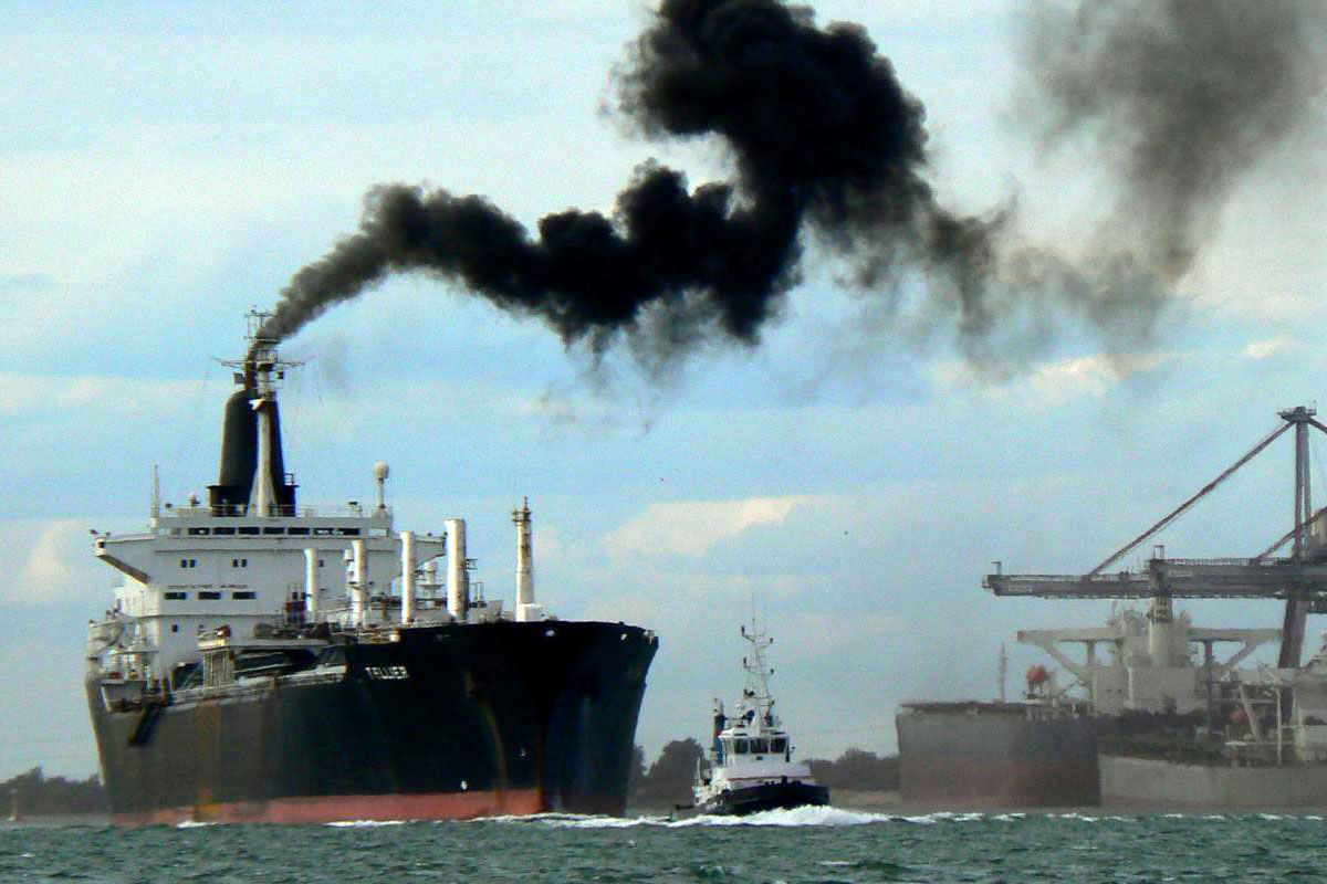PRS reports on sulphur content limits in oil fuels