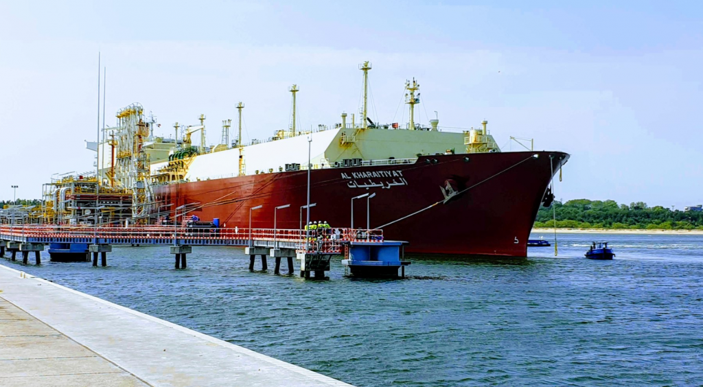 LNG Terminal Swinoujscie