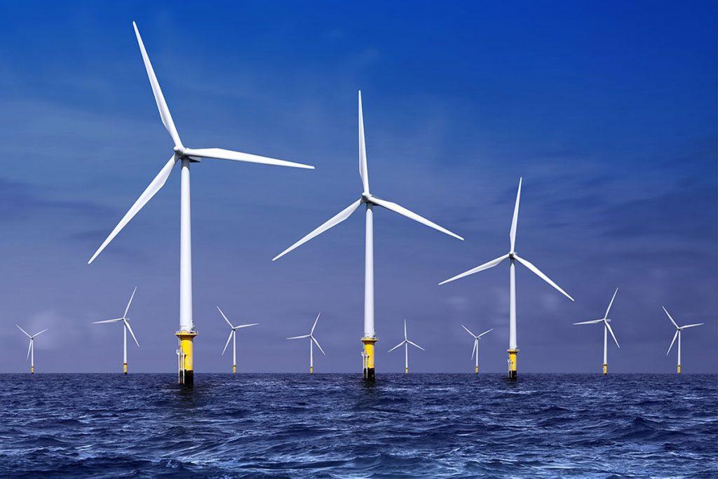 Wind Farm Baltic Sea