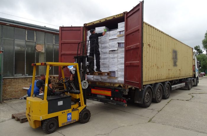 Large smuggling thwarted in the port of Gdansk