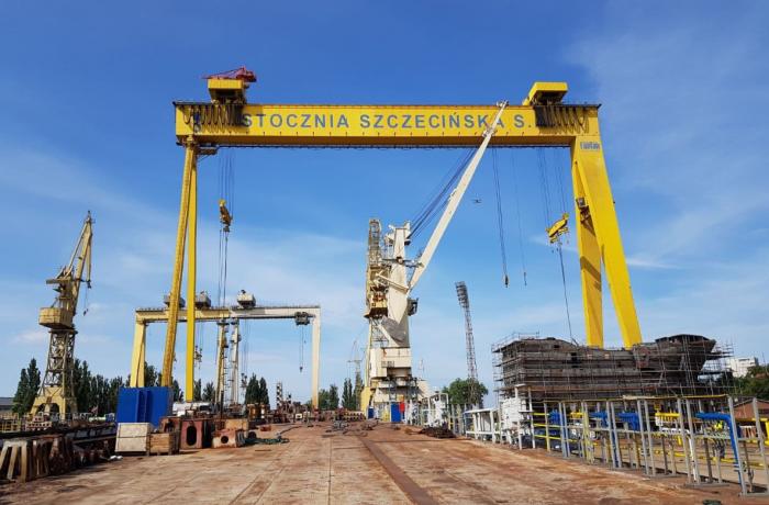 Gróbarczyk: we decided to buy a ready-made ferry design