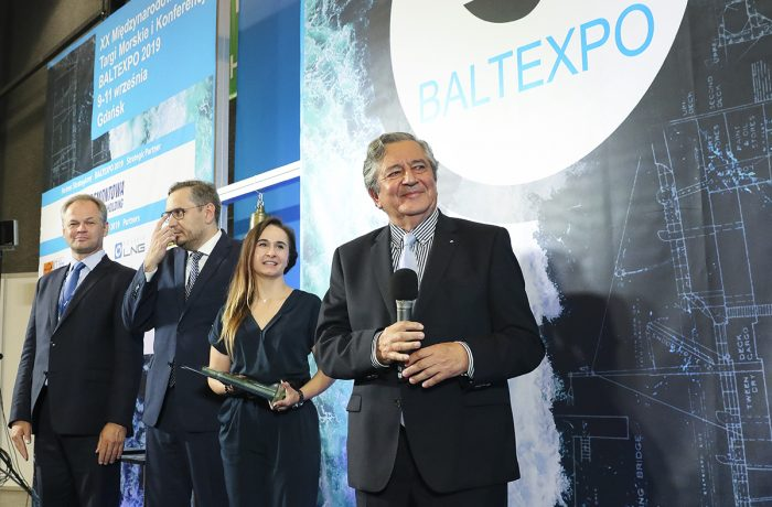 The awards in the Dziennik Bałtycki Top 100 competition were handed out!
