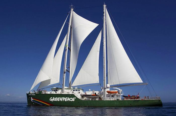 Statement of the Port of Gdansk on the Rainbow Warrior III