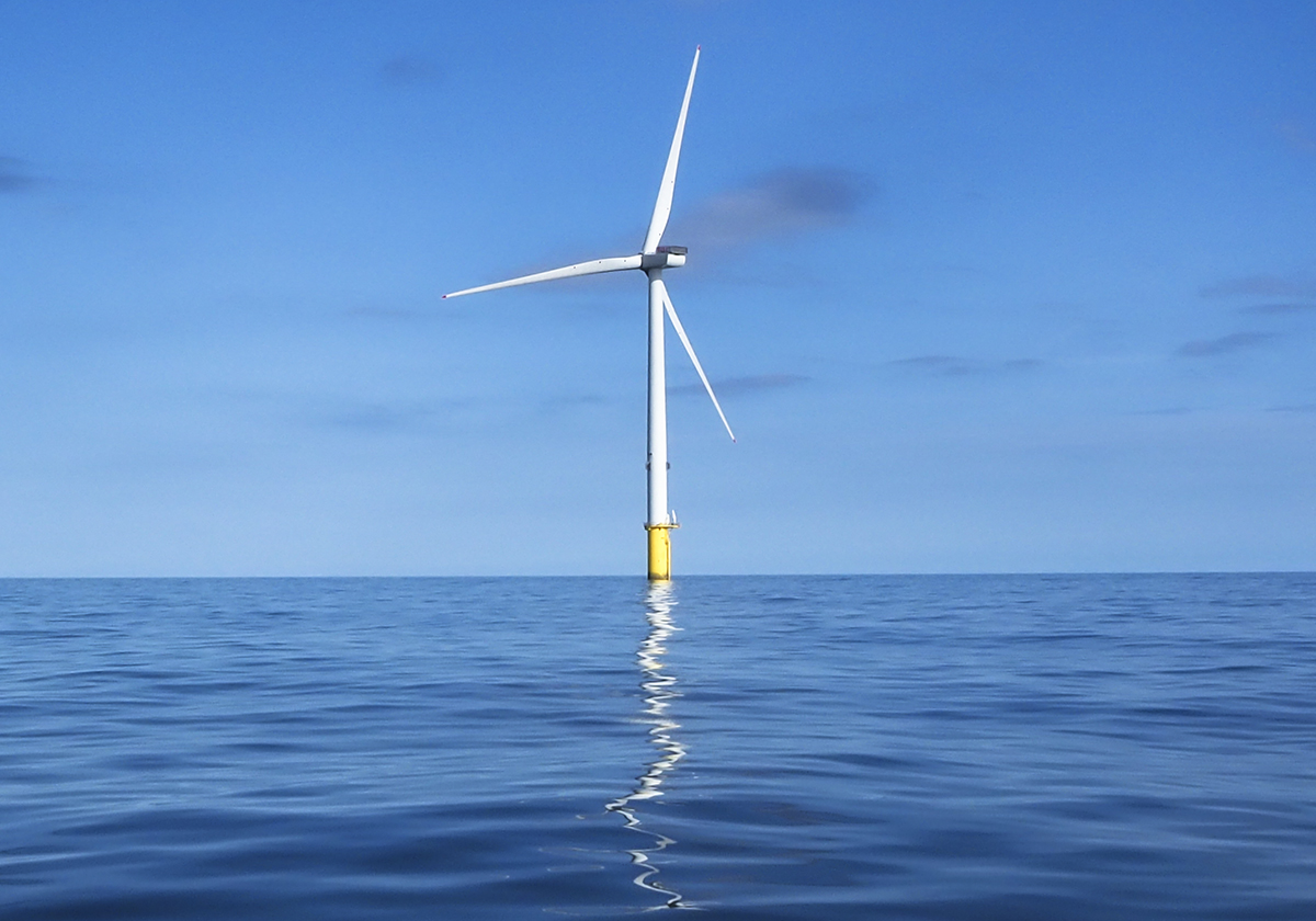 Energy from the first wind farms on the Baltic Sea is to flow in 2027