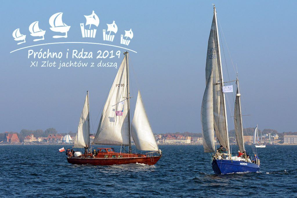 40 wooden and steel classic yachts from Poland