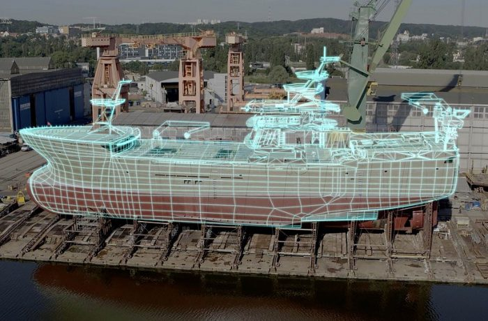 Remontowa Shipbuilding SA one of the heroes of the National Geographic program
