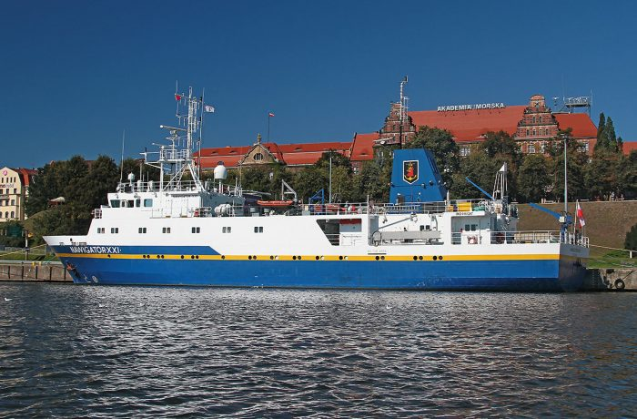 Cooperation between Mewo and the Maritime Academy in Szczecin