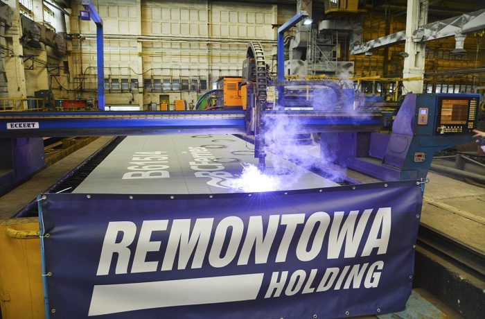 Remontowa Shipbuilding SA is building fourth ferry for BC Ferries