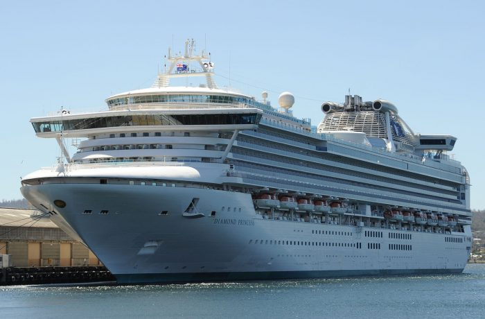 60 more coronavirus-infected people on the Diamond Princess cruiser