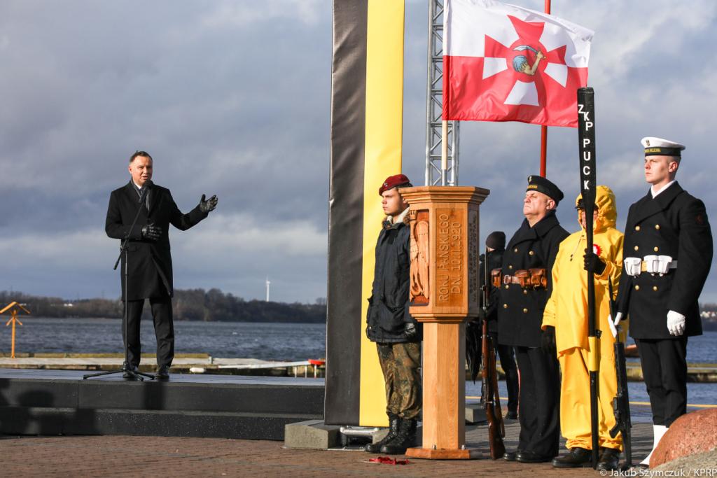 President Andrzej Duda