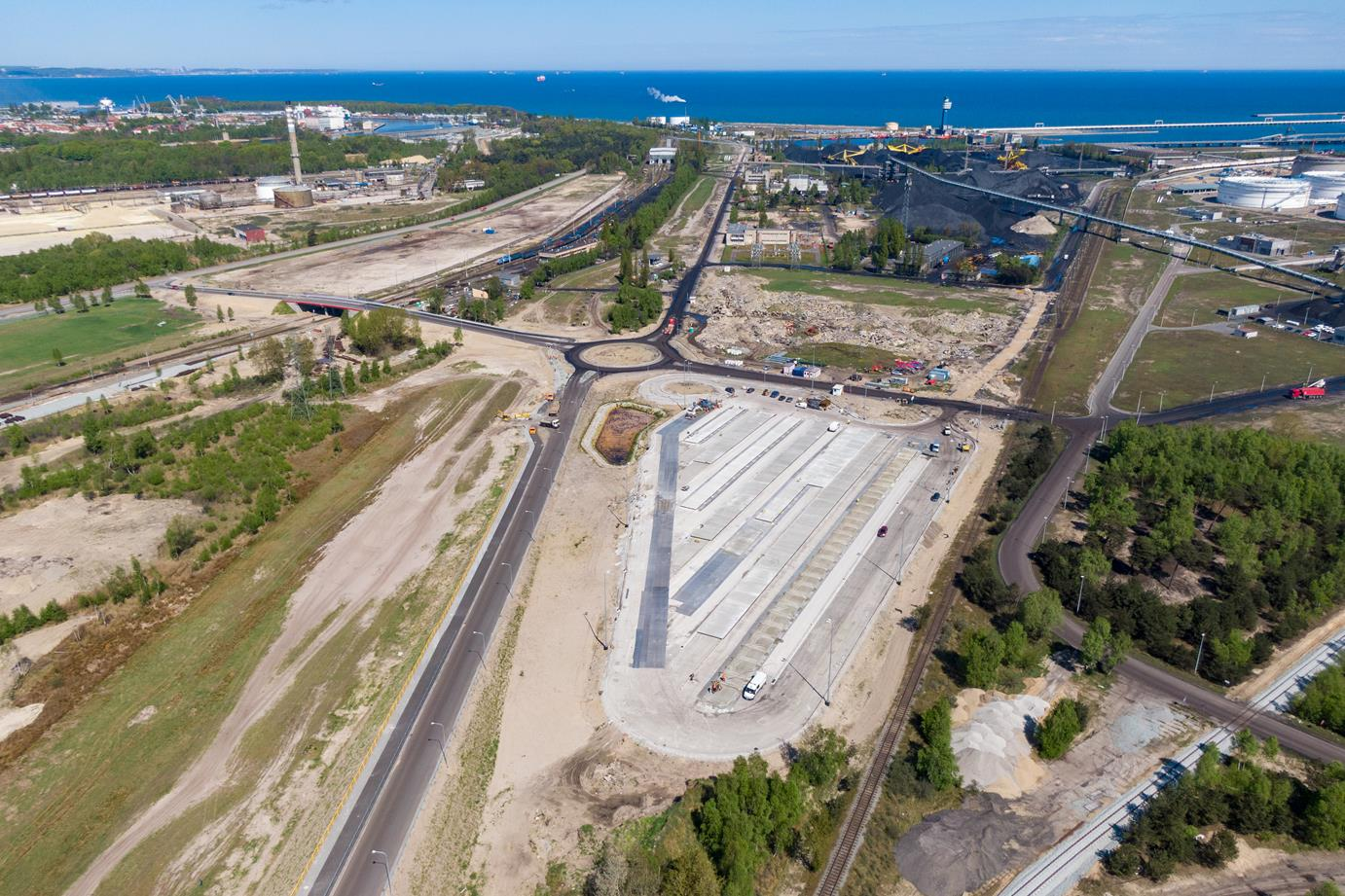 The investment in the Port Gdańsk is already in its final stage