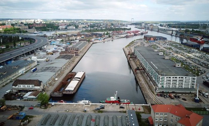 Port Szczecin will have a new storage yard for goods