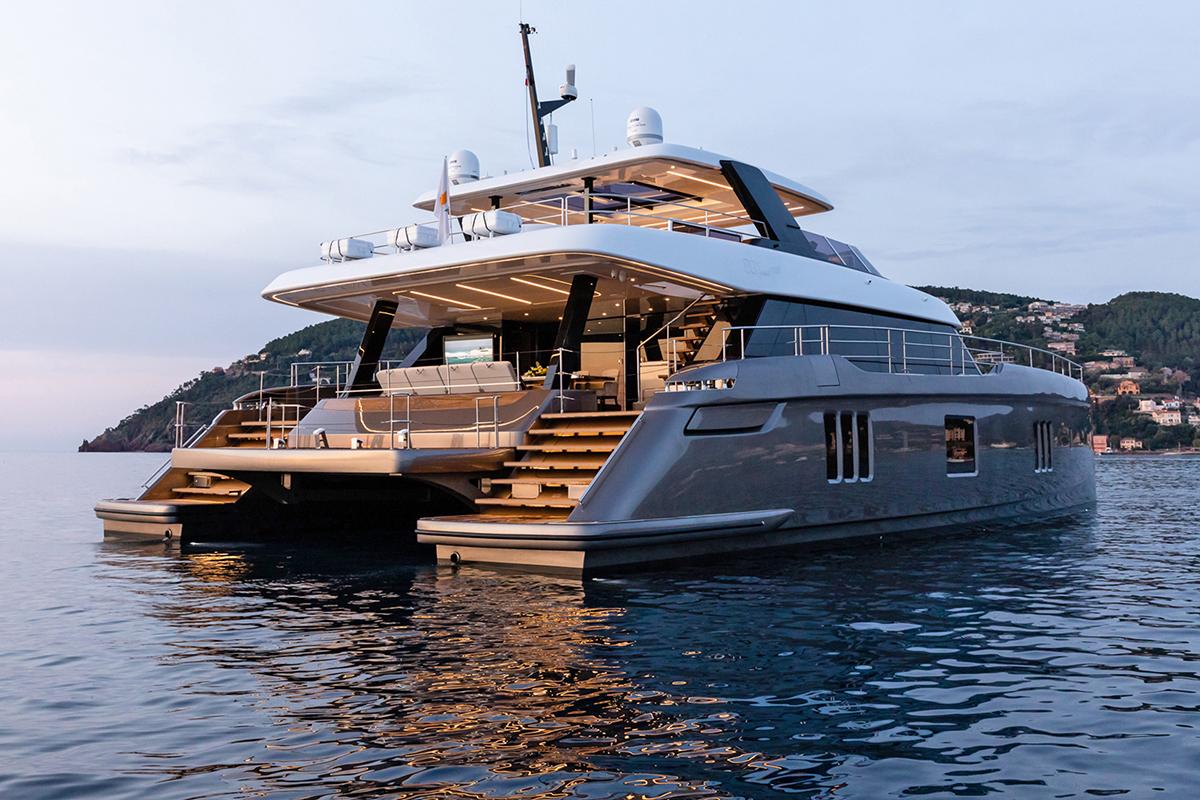 Rafael Nadal's 80 Sunreef Power catamaran delivered to Mallorca