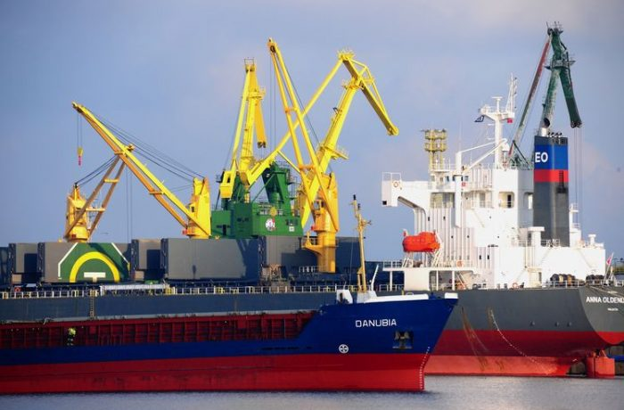Five companies want to modernise the Kashubian Basin in the Szczecin Port