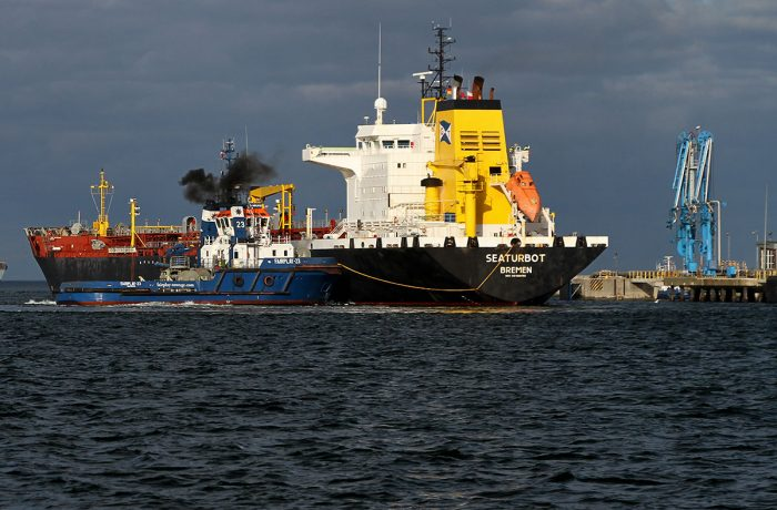 Record results of reloading liquid fuels in the Port of Gdynia