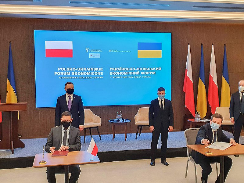 Port Gdansk increases its cooperation with ports in Ukraine