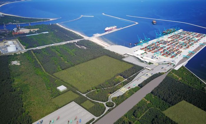 At the beginning of 2021 we will meet the operator of the new terminal in Świnoujście