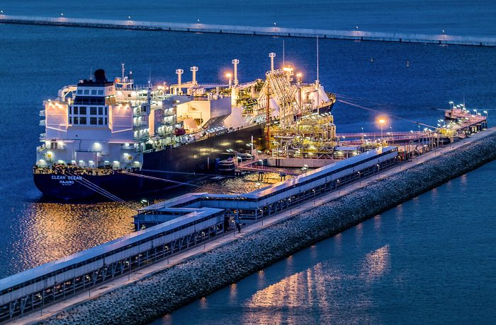 LNG imports by PGNiG on the rise