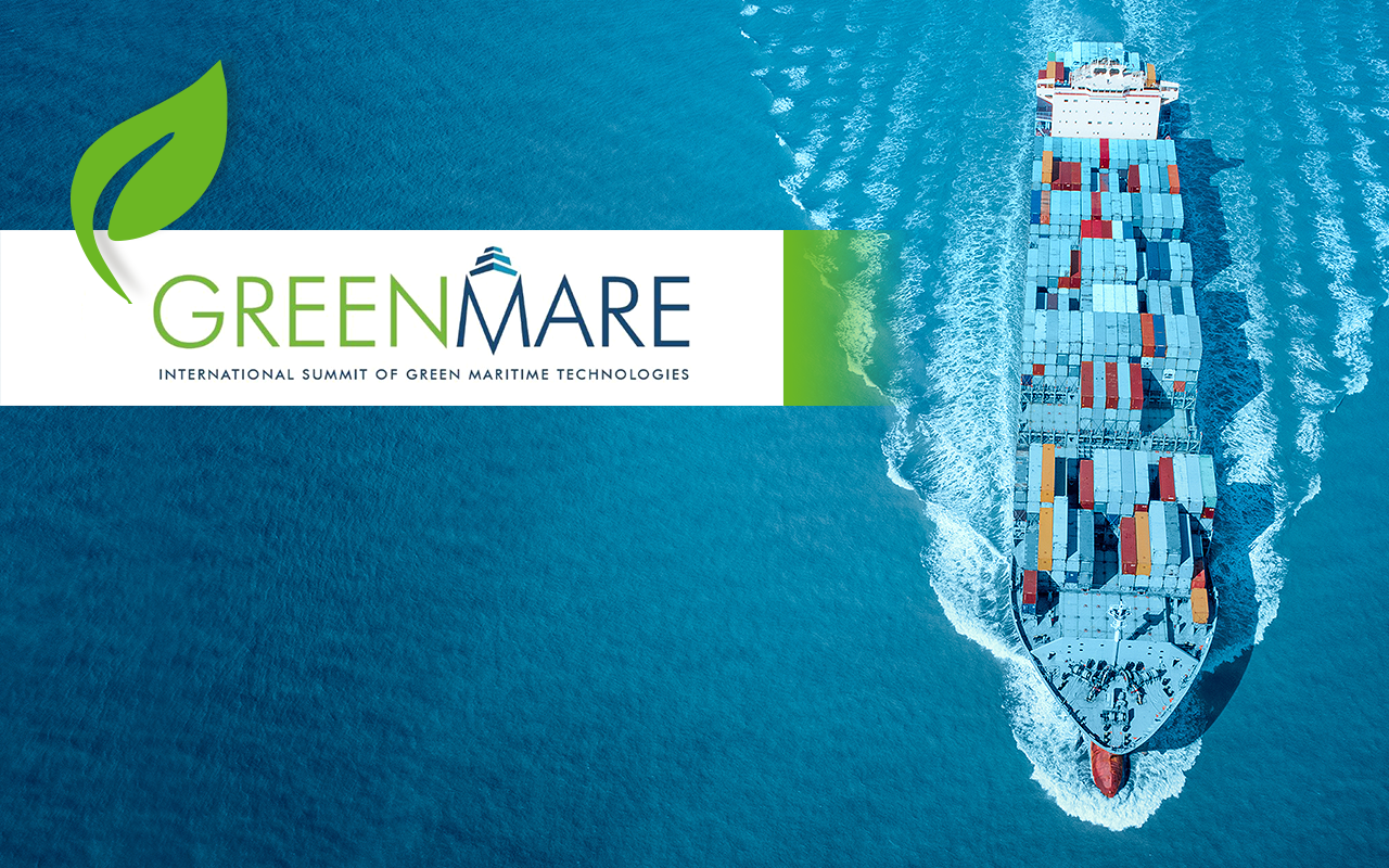 Green technologies in shipping at european conference GreenMarE 2021