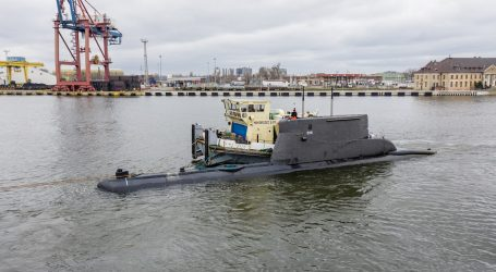 The last cruise of ORP Bielik [VIDEO]