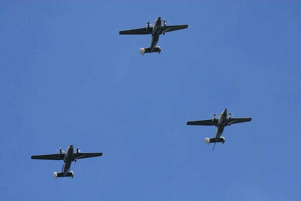 Mielec M-28 aircraft