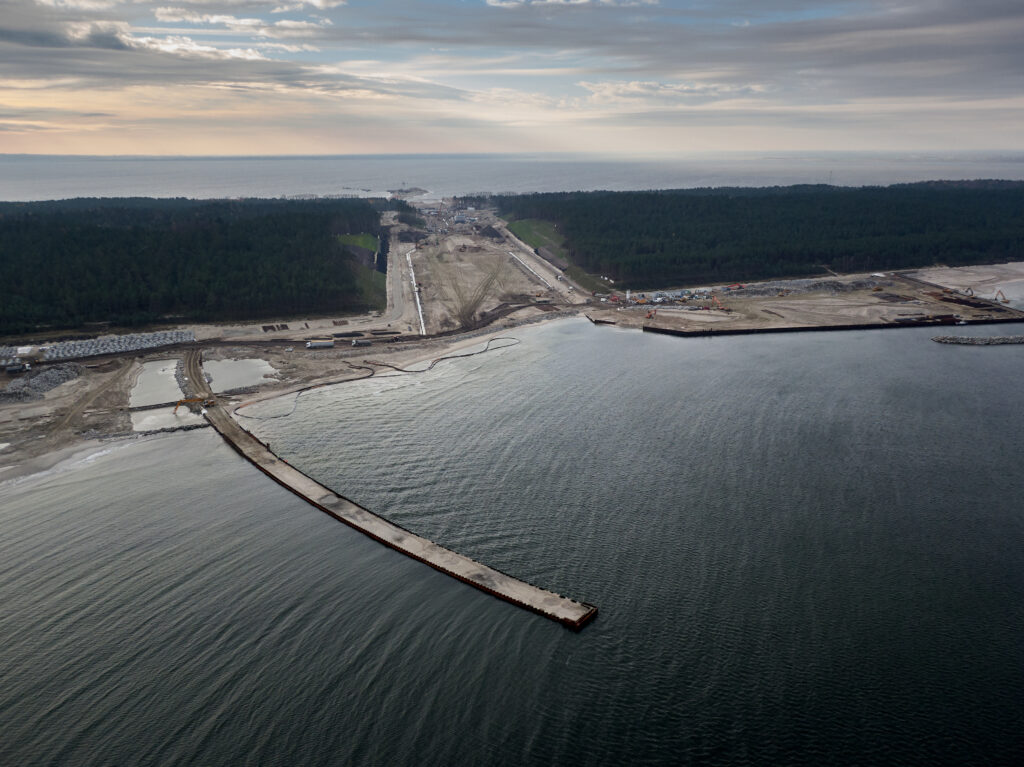 Czech Republic: Russia failed to stop Vistula Spit cross-section