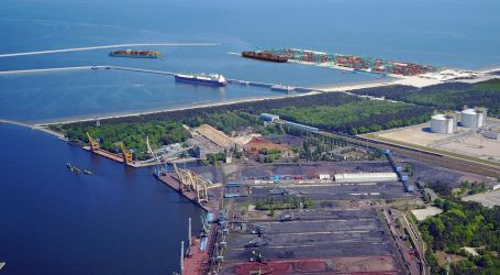 Container Terminal. From Upper Silesia to Świnoujście by Odra River!