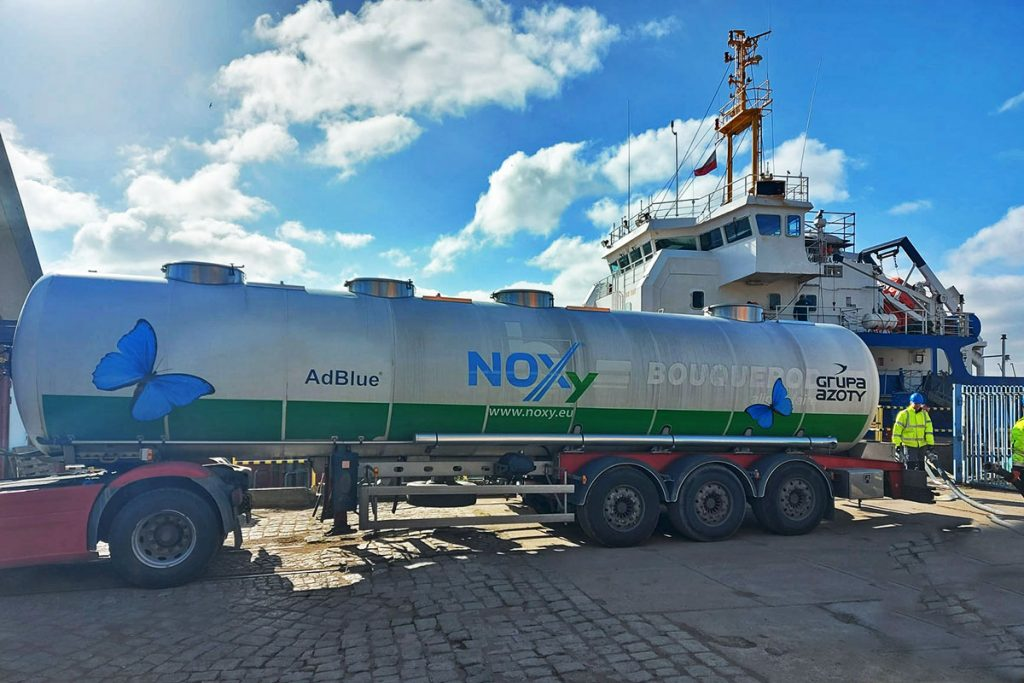 delivery of NOXa